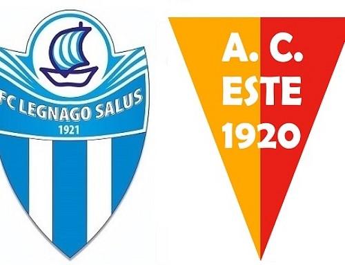 Amichevoli: Legnago Salus – Este 2-0