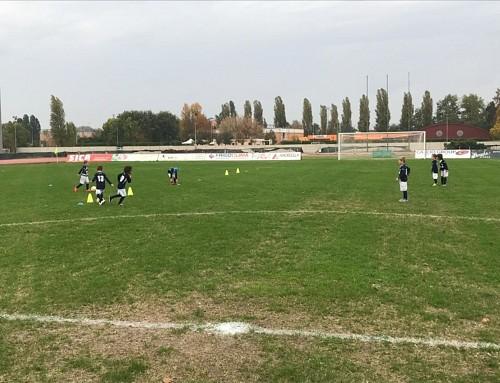 Scuola Calcio: Terzo concentramento Piccoli Amici 2012