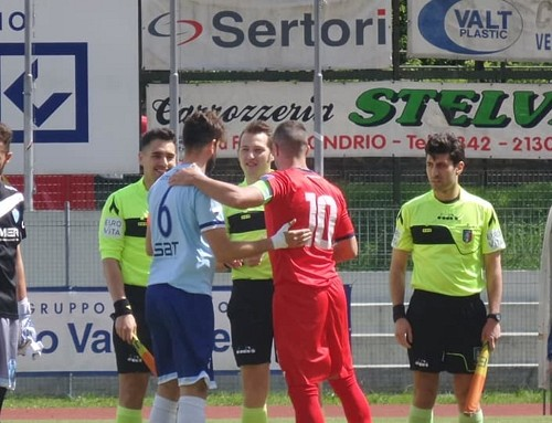 Serie D: i 3 punti non bastano, ora i play-out