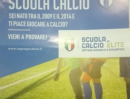 """Scuola Calcio: Si aprono le iscrizioni, """"Open Day"""" il 2 settembre"""