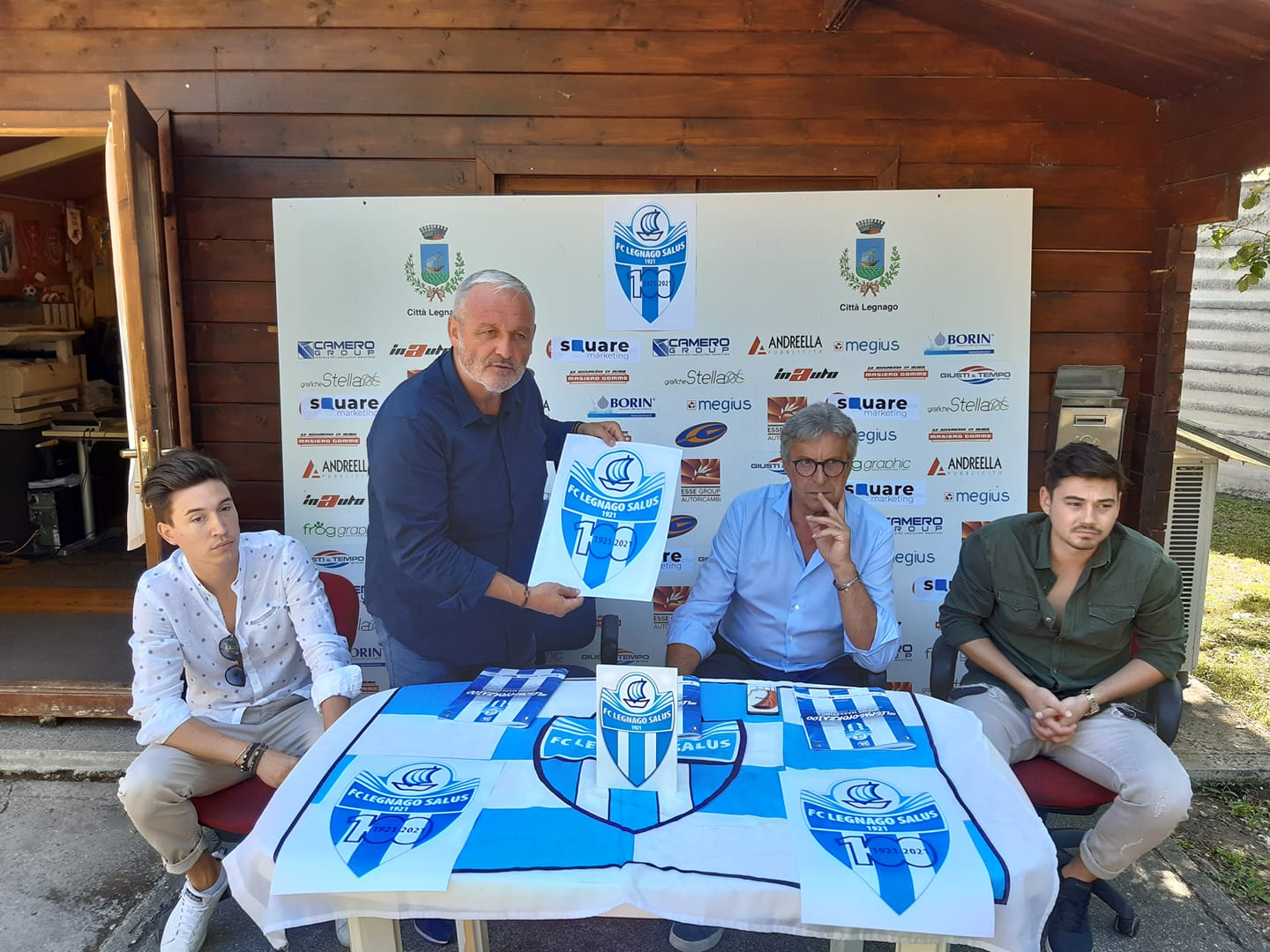"Presentato allo stadio ""Sandrini"" il Piano Marketing 2020/2021"