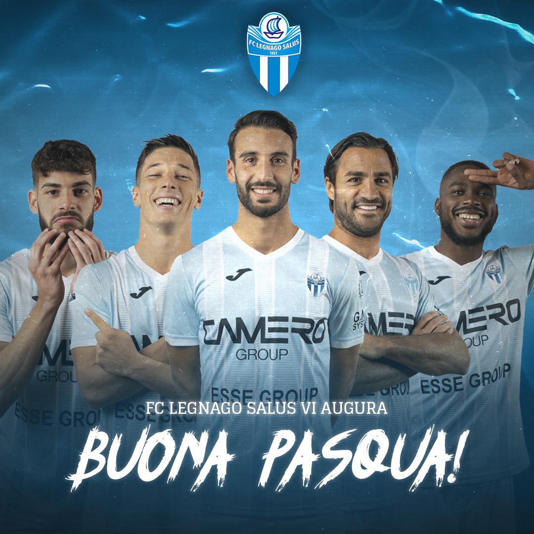 Auguri di Buona Pasqua dal F.C. Legnago Salus