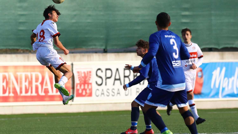 Primavera 3: per il Legnago è la quarta vittoria consecutiva
