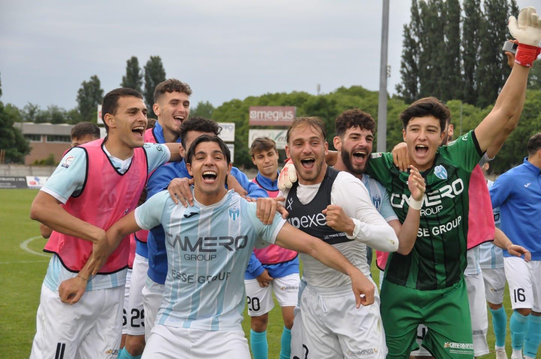 Legnago-Ravenna 3-0: restiamo in Serie C!!
