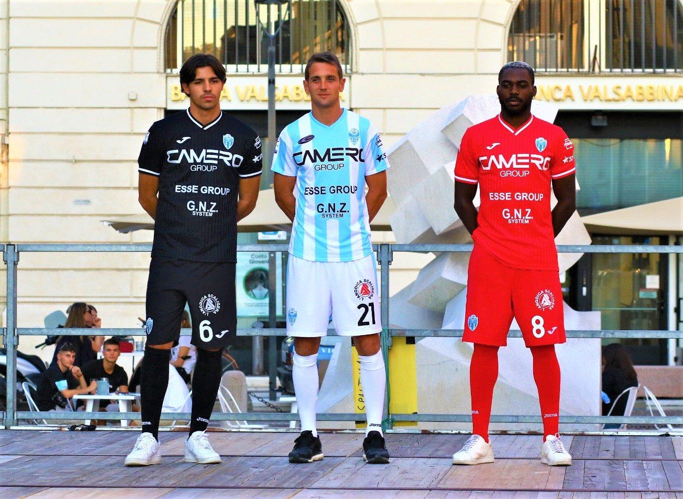 In vendita i kit Prima Squadra 2021-'22